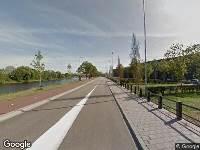 Ambulance naar Diezekade in 's-Hertogenbosch