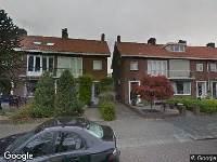 112 melding Ambulance naar Erasmuslaan in Dordrecht