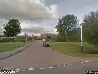 Brandweer naar Prins Constantijnweg in Capelle aan den IJssel vanwege brand