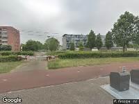 112 melding Ambulance naar Kempenlaan in Amsterdam