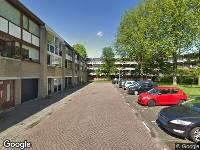 112 melding Ambulance naar Amerbos in Amsterdam