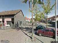 112 melding Ambulance naar Tourmaletstraat in Tilburg