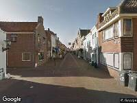 Ambulance naar Voorstraat in Brielle