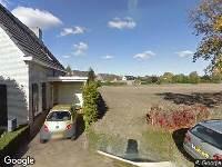 112 melding Ambulance naar Het Nieuwland in Esch