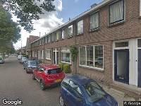 Ambulance naar Westerkade in Gouda vanwege verkeersongeval