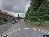 Ambulance naar Vondelsingel in Spijkenisse