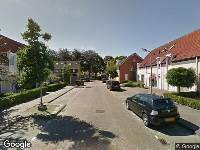 112 melding Ambulance naar Etnastraat in Tilburg