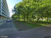 112 melding Ambulance naar Hofgeest in Amsterdam