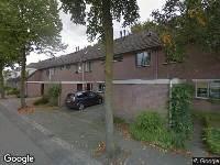 112 melding Besteld ambulance vervoer naar Mozartstraat in Schijndel