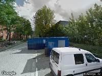 112 melding Ambulance naar Waterpoortweg in Amsterdam