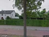 112 melding Ambulance naar President Rooseveltlaan in Helmond