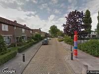 112 melding Ambulance naar Prinses Marijkestraat in Middelharnis