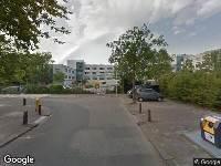 112 melding Brandweer naar Schooneggendreef in Utrecht