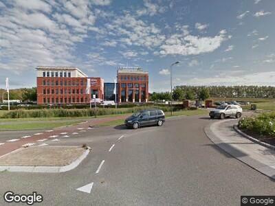 Ambulance naar Nieuweweg in Wognum