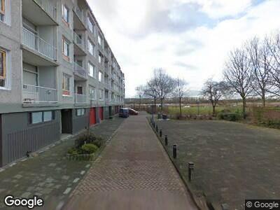 Ambulance naar Van Ostadestraat in Maassluis