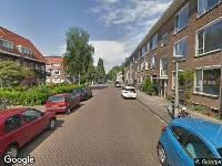 Ambulance naar Johannes van der Waalsstraat in Amsterdam