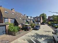 112 melding Ambulance naar Sjahrirstraat in Leiden