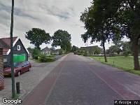 Brandweer naar Oude Rijksweg in Rouveen vanwege letsel