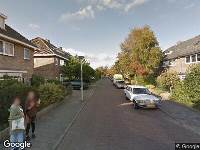 Ambulance naar Jacob Catsstraat in Castricum