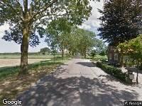 112 melding Ambulance naar Molenstraat in Kerkwijk