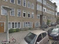 Ambulance naar Merwedeplein in Amsterdam