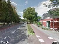 112 melding Ambulance naar Vonckstraat in Nijmegen
