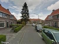 112 melding Ambulance naar De Bisschopstraat in Dordrecht