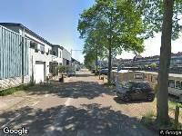 112 melding Ambulance naar Zeeburgerpad in Amsterdam