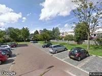 Ambulance naar Admiraliteitslaan in 's-Hertogenbosch