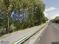 112 melding Politie naar Munnikensteeg in Zwijndrecht vanwege ongeval met letsel