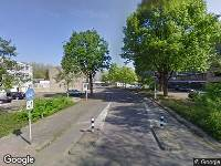 112 melding Ambulance naar Mercuriuslaan in Helmond