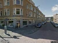 Ambulance naar Bas Jungeriusstraat in Rotterdam