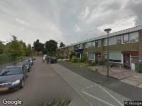 112 melding Ambulance naar Schoonenburg in Ede