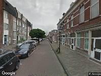 Ambulance naar Zuidhoek in Rotterdam
