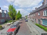 112 melding Ambulance naar Gerard Terborchstraat in Helmond