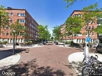 Ambulance naar Rheastraat in Amsterdam