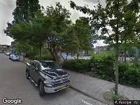 Traumahelikopter naar Mariotteplein in Amsterdam