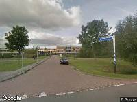 Ambulance naar Prins Constantijnweg in Capelle aan den IJssel