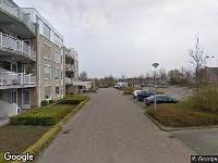 112 melding Ambulance naar Daalmeereiland in Alkmaar
