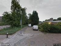 112 melding Ambulance naar Lariksstraat in Alphen aan den Rijn