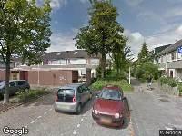 112 melding Ambulance naar Hazewater in Zoetermeer