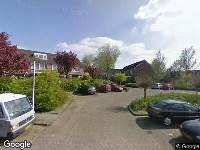 112 melding Ambulance naar Beltmolen in Papendrecht