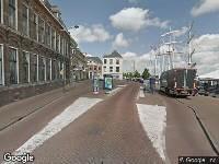 Brandweer naar IJsselkade in Kampen