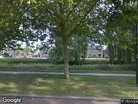 Ambulance naar De Palmen Grift in Veenendaal