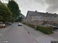 Ambulance naar Rooseveltlaan in Delft