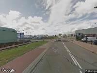 Ambulance naar Donker Duyvisweg in Dordrecht