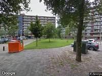 Brandweer naar Pieter de Hoochplaats in Alblasserdam vanwege gebouwbrand