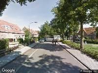 112 melding Besteld ambulance vervoer naar Alberdingk Thijmlaan in Bloemendaal