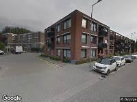 112 melding Besteld ambulance vervoer naar Van der Sasstraat in Rotterdam