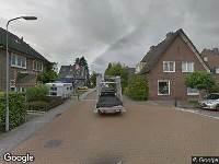 Ambulance naar Sophiastraat in Velp